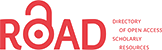 ROAD (the Directory of Open Access scholarly Resources)